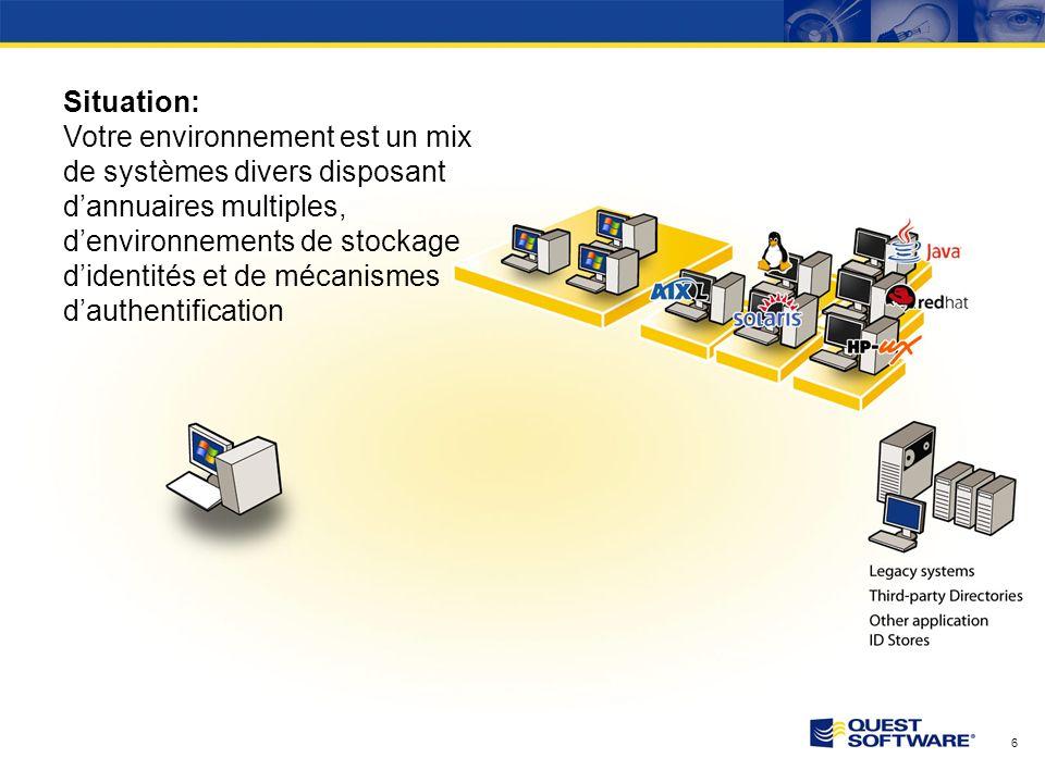 Copyright © 2006 Quest Software Title slide Copyright: 8 pt. Arial Conclusion 36