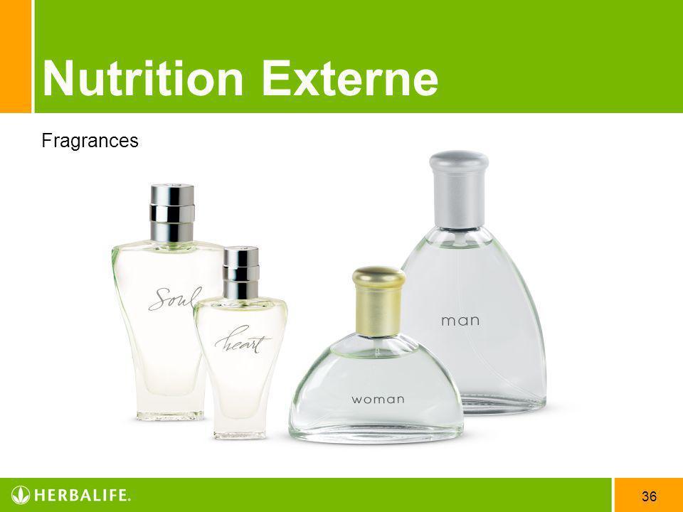 36 Nutrition Externe Fragrances