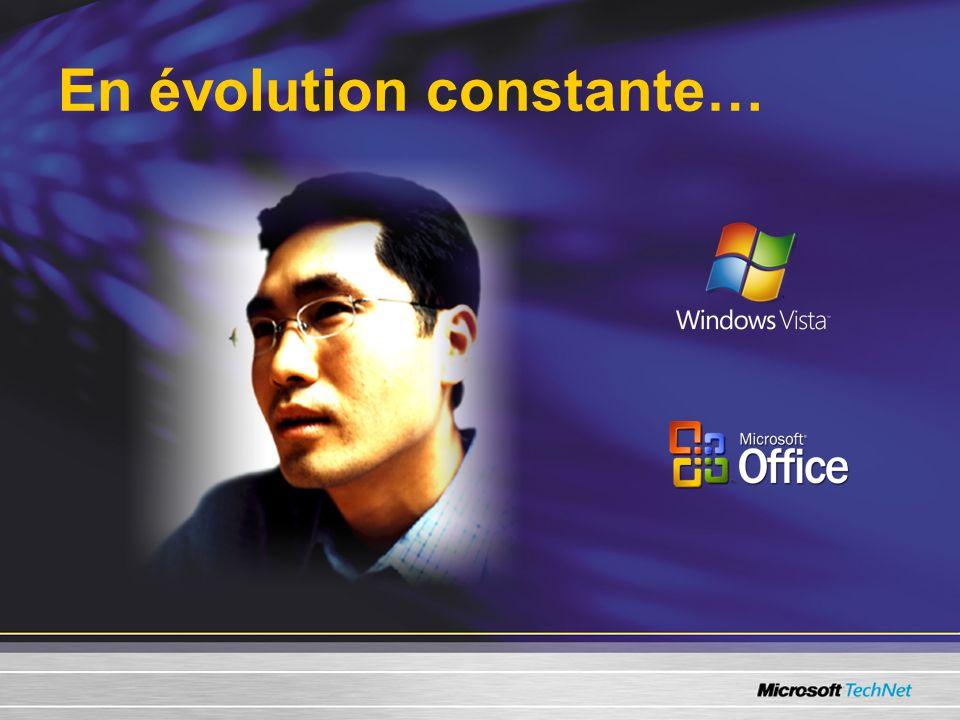 Lordinateur de bureau aujourdhui Microsoft Windows XP/2000 ou ??.