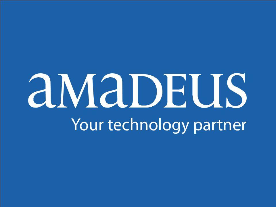 © 2009 Amadeus France Services