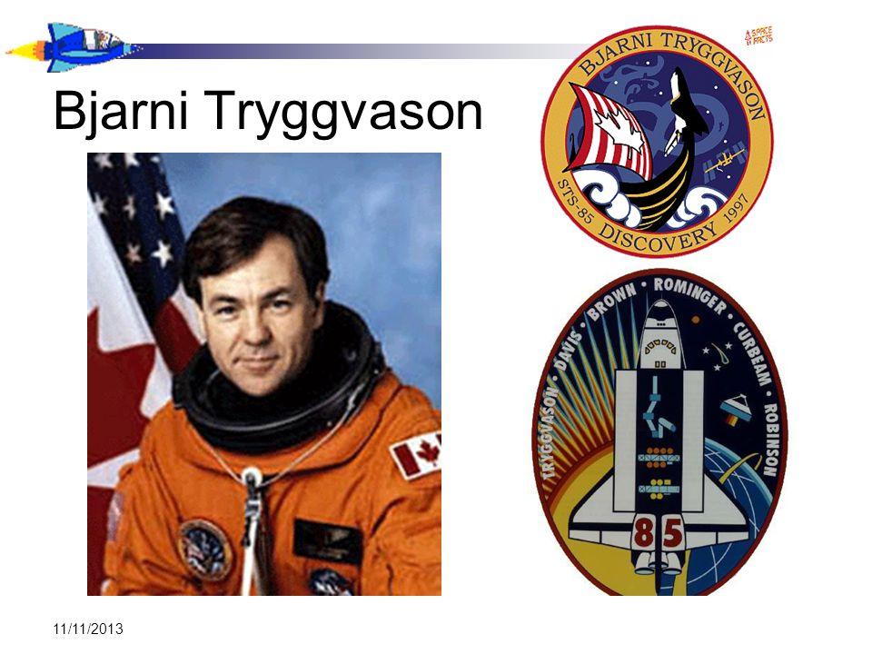 11/11/2013 Bjarni Tryggvason