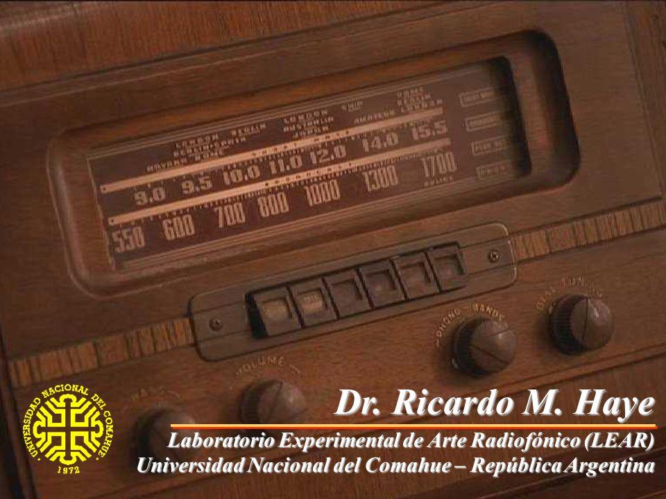 Radio : Des réalités tyranniques aux fantaisies libératrices