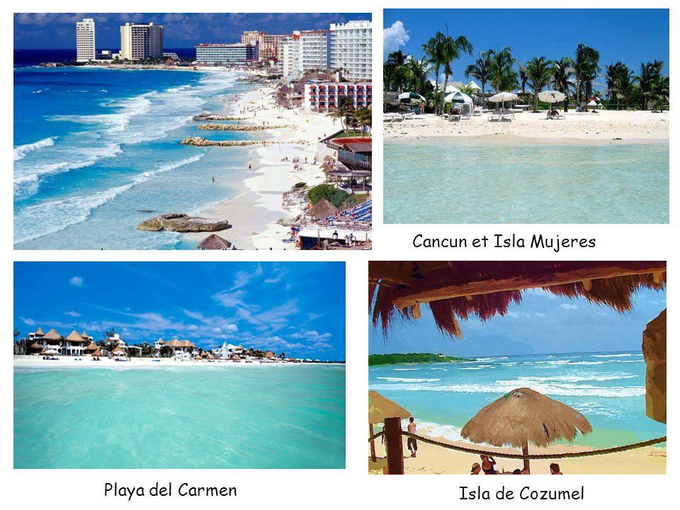 Cancun et Isla Mujeres Playa del Carmen Isla de Cozumel