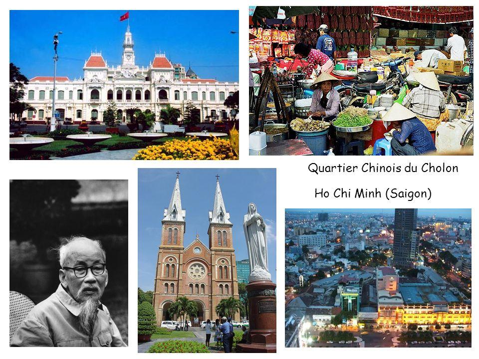 Ho Chi Minh (Saigon) Quartier Chinois du Cholon