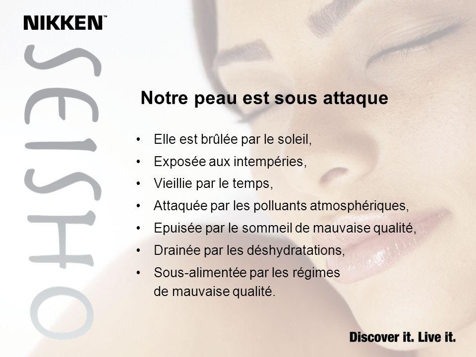 Régime Seisho au quotidien Replenish –Utiliser matin et soir –Appliquer sur le visage après nettoyage de la peau.