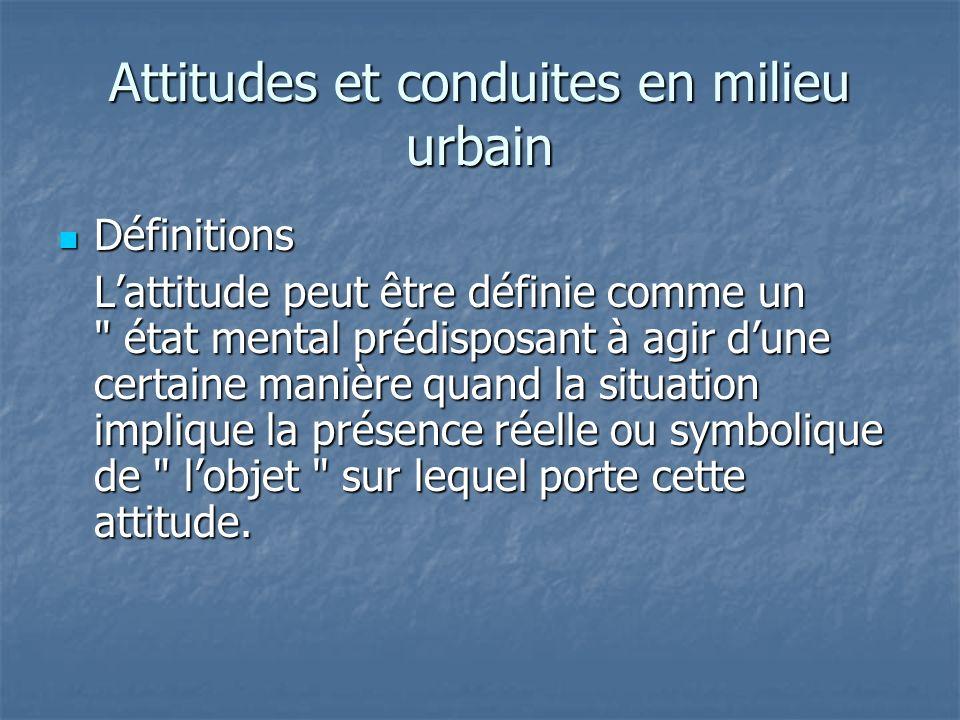 Définitions Définitions Lattitude peut être définie comme un
