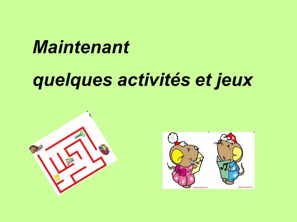 Un, deux trois Un deux trois dans sa hotte en bois Words for song found at /comptine.free.fr/images/comptines/pere_noel Can you work out what this poem says.