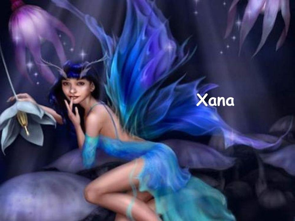 Je mappelle Xana… Mon prénom cest dAsturies et il signifique ninfa.