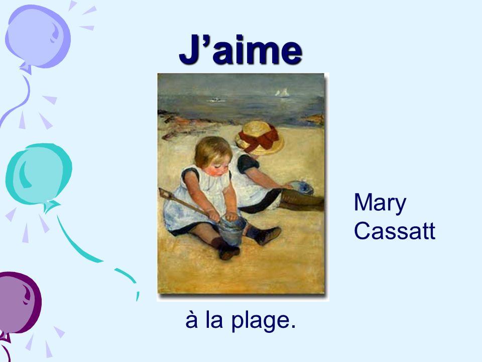 Jaime.. de la guitare. Matisse
