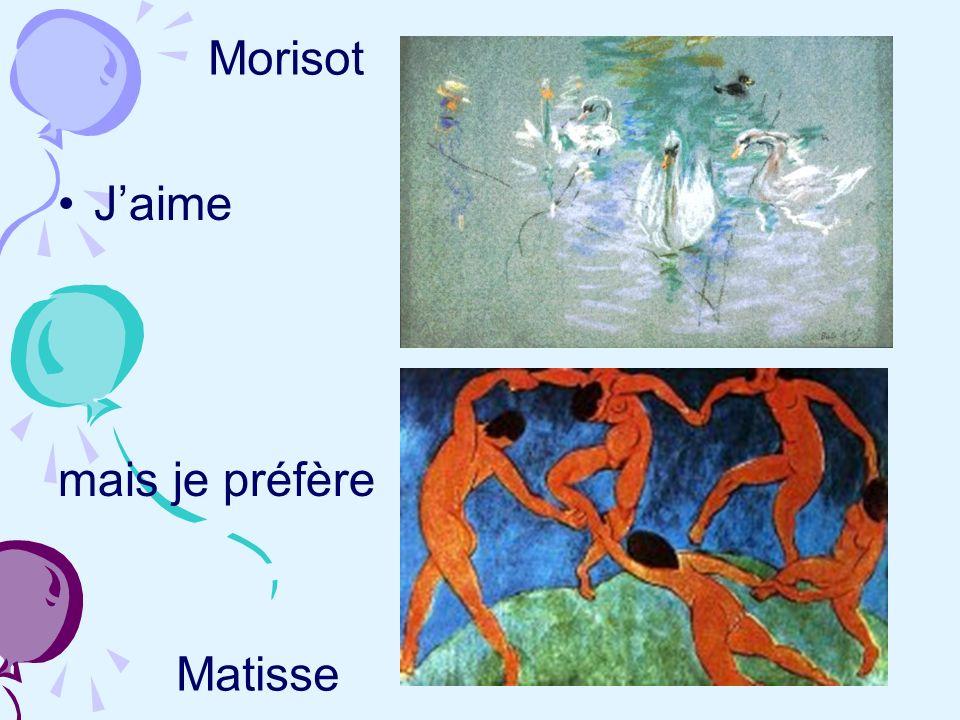 Jaime le bébé. Berthe Morisot