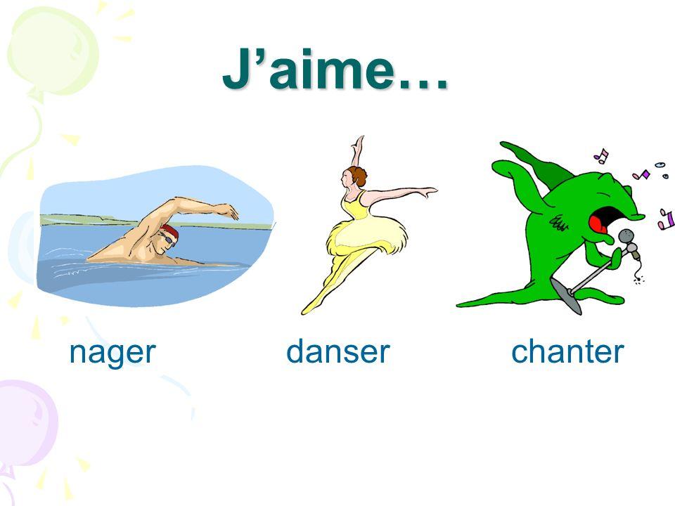 Jaime.. voyager voyager manger manger dîner au dîner au restaurant restaurant