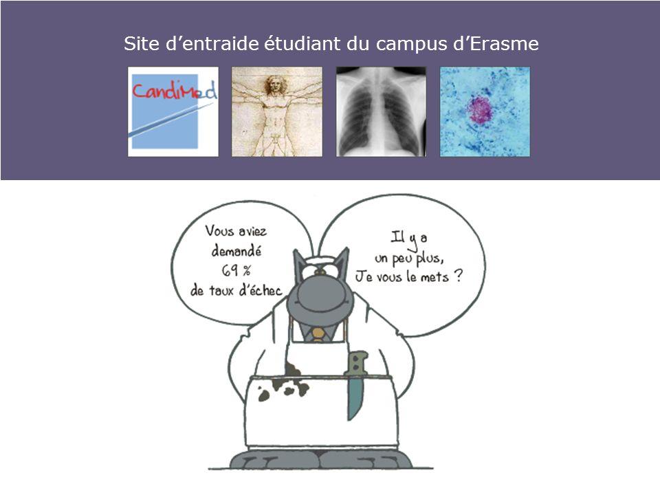 Site dentraide étudiant du campus dErasme