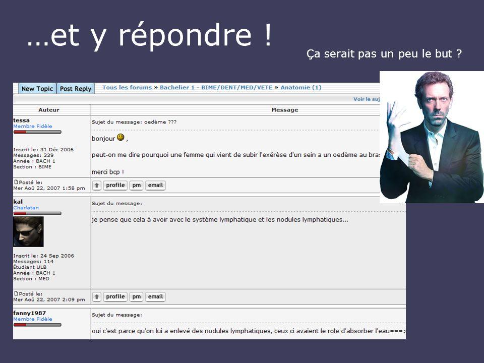 En cas de problème… Contactez un modérateur de votre année Leviathan,… Ou Un administrateur Bouriquette / Alessnet