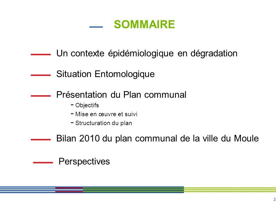 XX/XX/XX Elaboration des plans communaux de prévention de la dengue et de lutte contre les moustiques en Guadeloupe Katia Faure Service LAV ARS 971 Fo