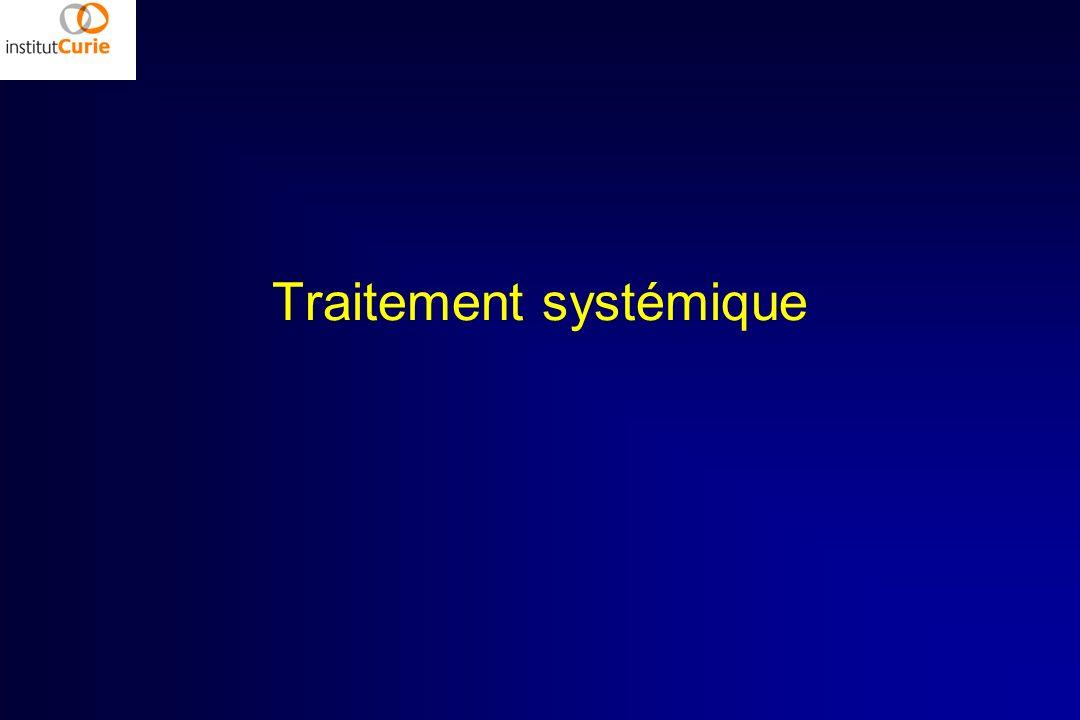 Traitement systémique