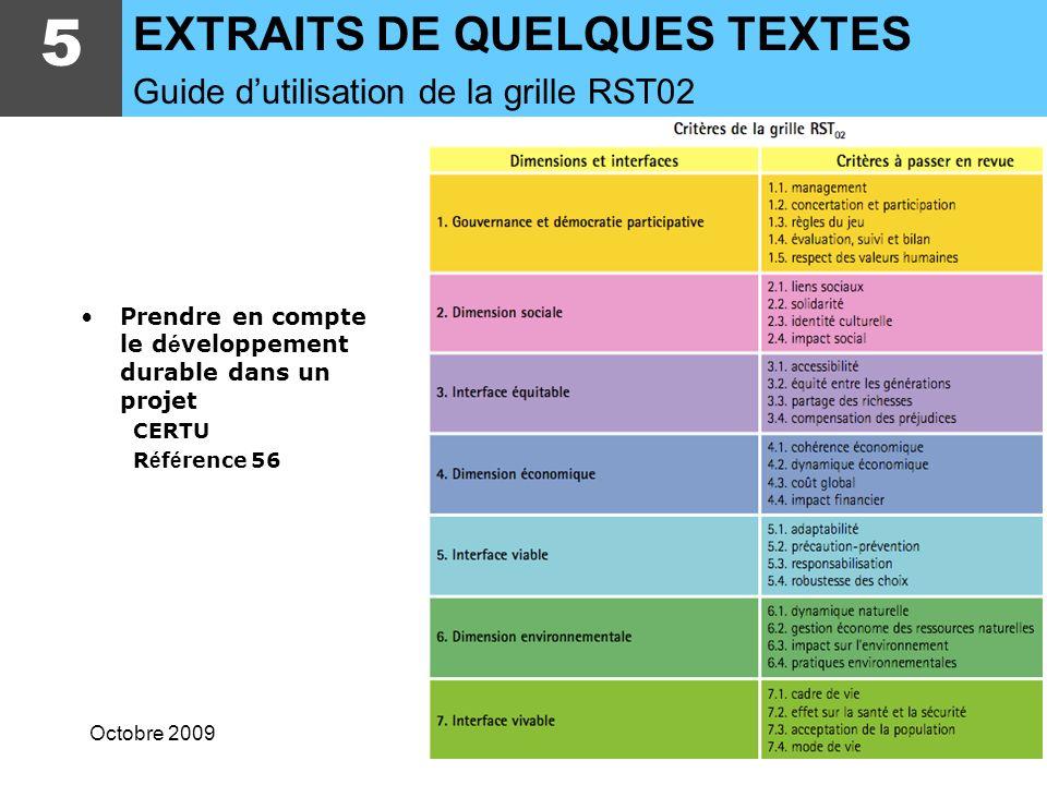Octobre 200930 5 EXTRAITS DE QUELQUES TEXTES Schéma directeur accessibilité Paris Extraits version 2002 sur limplantation du mobilier