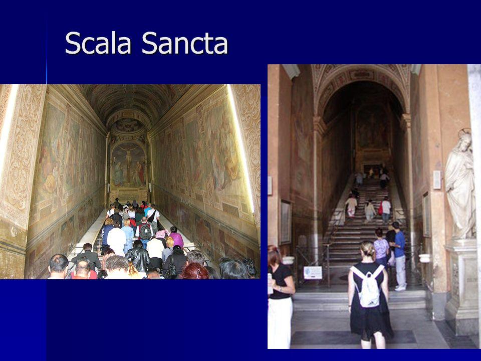 2 Scala Sancta