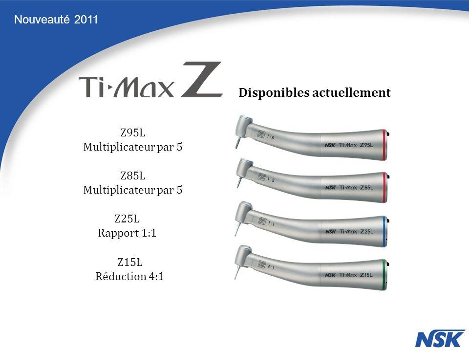 Disponibles actuellement Z95L Multiplicateur par 5 Z85L Multiplicateur par 5 Z25L Rapport 1:1 Z15L Réduction 4:1 Nouveauté 2011