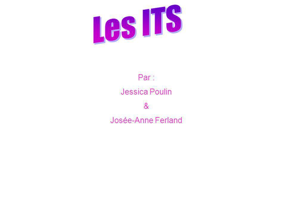 Par : Jessica Poulin & Josée-Anne Ferland
