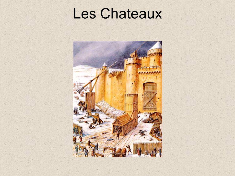 Les Chateaux