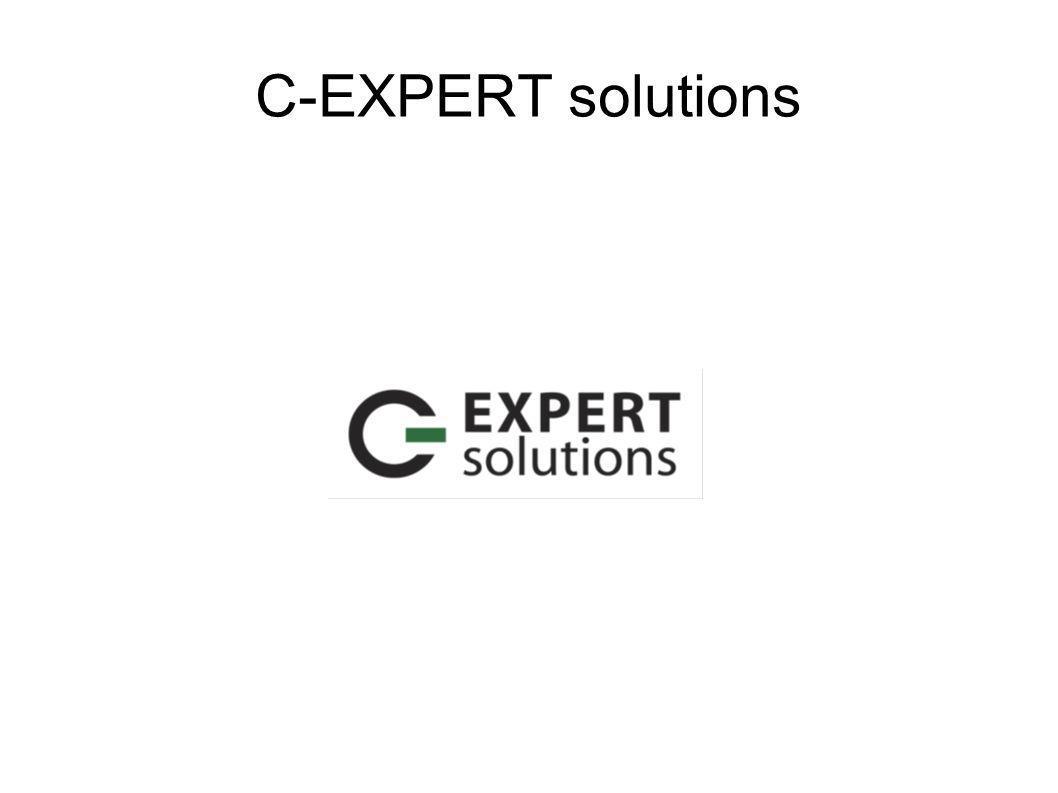 C-EXPERT solutions