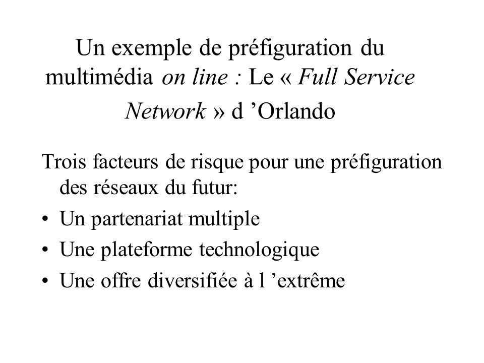 Aujourd hui les nouveaux services s appuient sur Internet ou sur les technologies haut-débit L activité des portails en terme d offres La concurrence