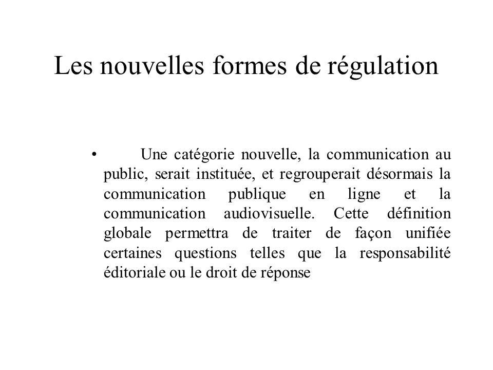 Ces références sont difficilement transposables dans le domaine du Net Mode édition et mode communication privée sont mélés (P2P) Multiplicité des int