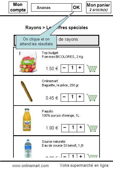 Mon compte Recherche OK Mon compte Recherche OK Mon panier 2 article(s) < Retourner à la liste de rayons Rayons > Les offres spéciales Votre supermarc