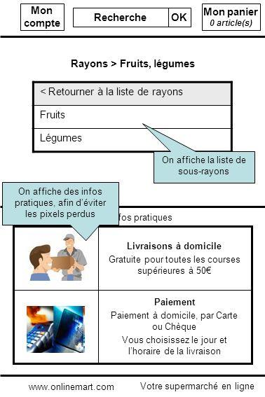 Mon panier 0 article(s) Mon compte Recherche OK < Retourner à la liste de rayons Fruits Légumes Rayons > Fruits, légumes On affiche la liste de sous-r
