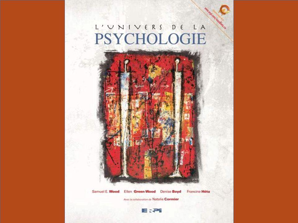 INTRODUCTION À LA PSYCHOLOGIE CHAPITRE 1