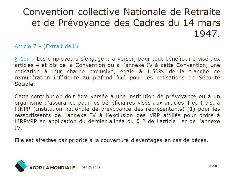 Social Club  Actualités  Actualités du Social Club  Côté Conventions