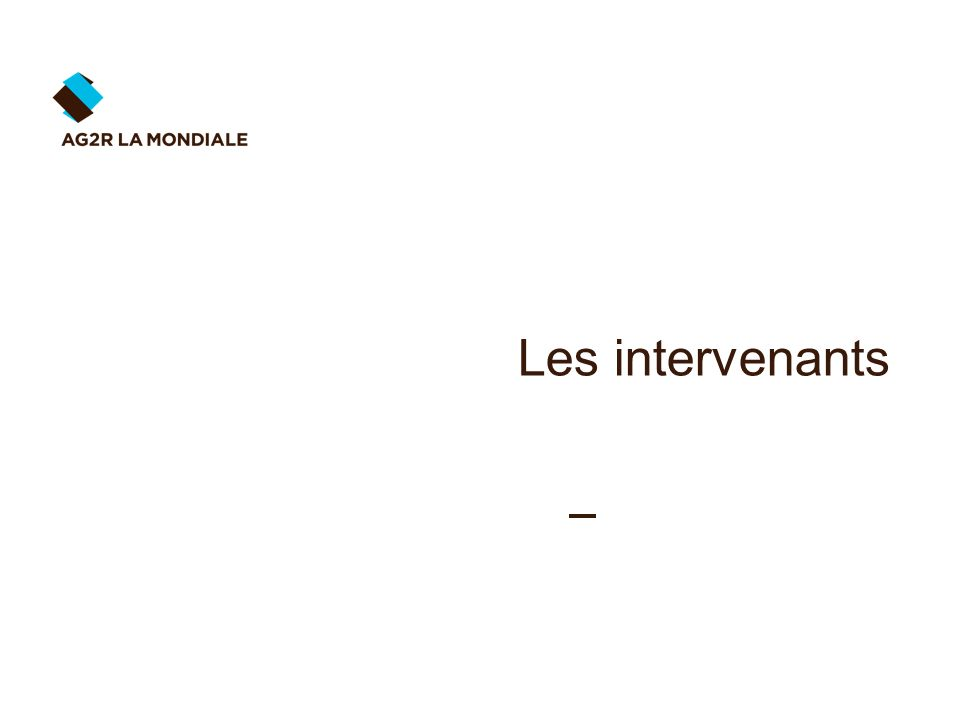 09/12/2009 6/48 La prévoyance des salariés Les intervenants + 1.