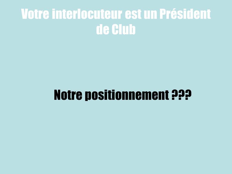 DISTINCTION SALARIE / LIBERAL Le libéral est totalement indépendant du club.