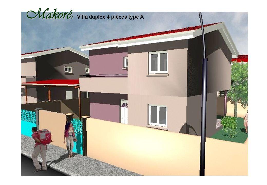 Les villas duplex