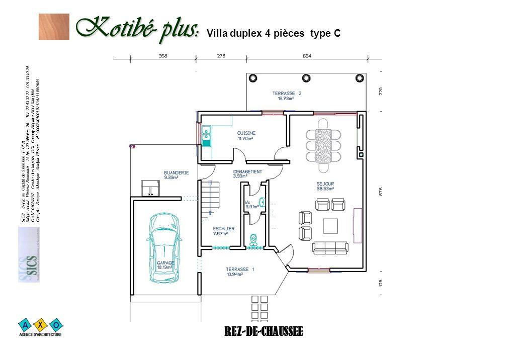 42.004.196 F TTC SICS SARL au Capital de 5.000.000 F CFA Siège social : Riviera Bonoumin. 26 bp 120 Abidjan 26 Tél. 22.43.32.22 / 01.33.10.24 C.c N° 0