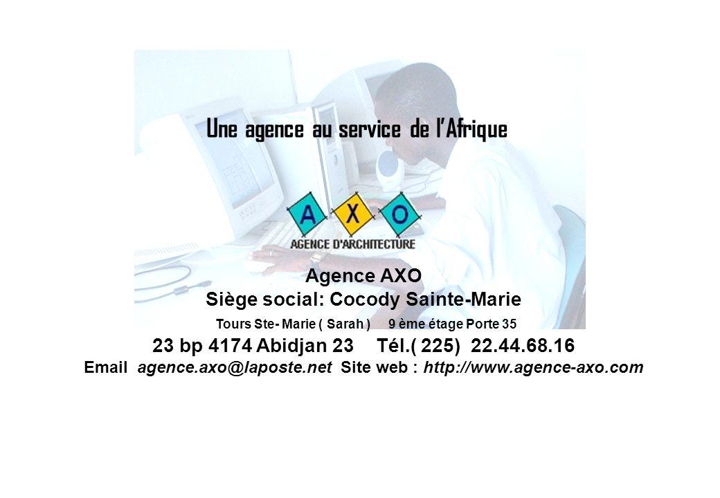 SICS VOUS REMERCIE POUR VOTRE ATTENTION SICS SARL au Capital de 5.000.000 F CFA Siège social : Cocody Residence KARL. 26 bp 120 Abidjan 26 Tél. 22.44.