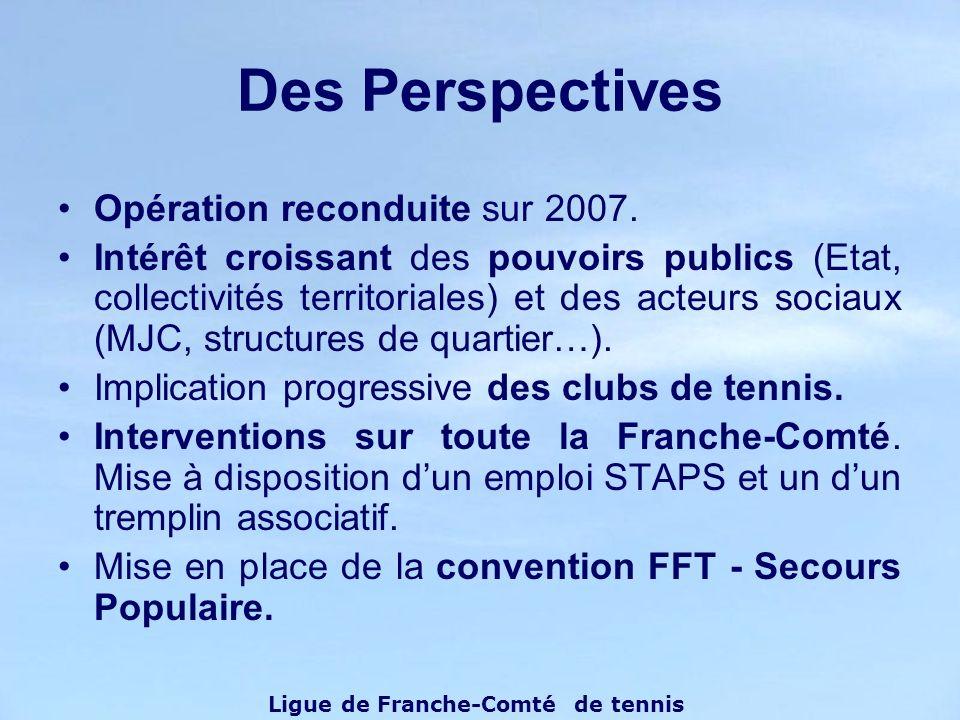 Opération reconduite sur 2007. Intérêt croissant des pouvoirs publics (Etat, collectivités territoriales) et des acteurs sociaux (MJC, structures de q