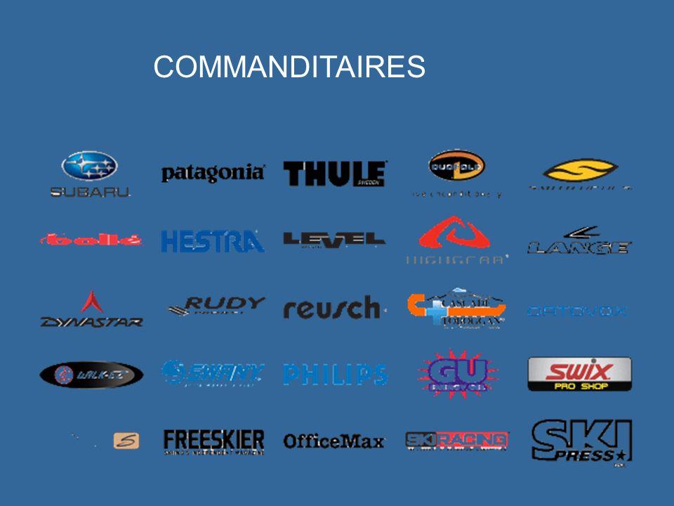 COMMANDITAIRES