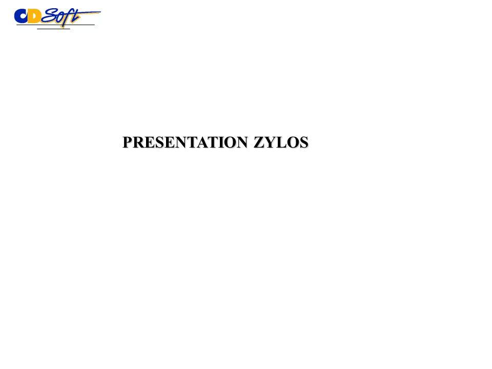 PRESENTATION ZYLOS