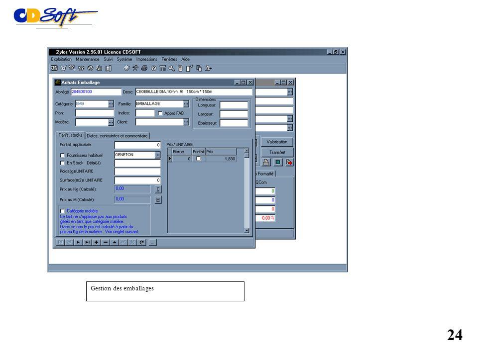 Gestion automatique des barèmes de transports (Forfait ou Unitaire) 23