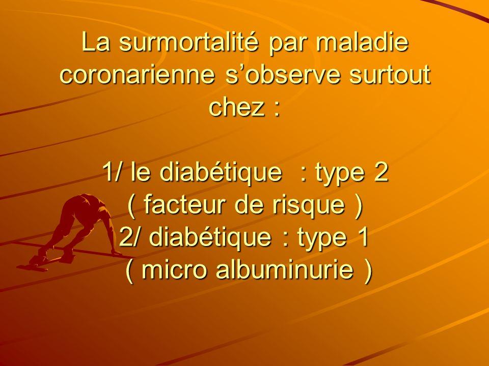 INTRODUCTION Le diabétique paye un lourd tribu aux complications cardio-vasculaires CORONAROPATHIE ISCHEMIQUE