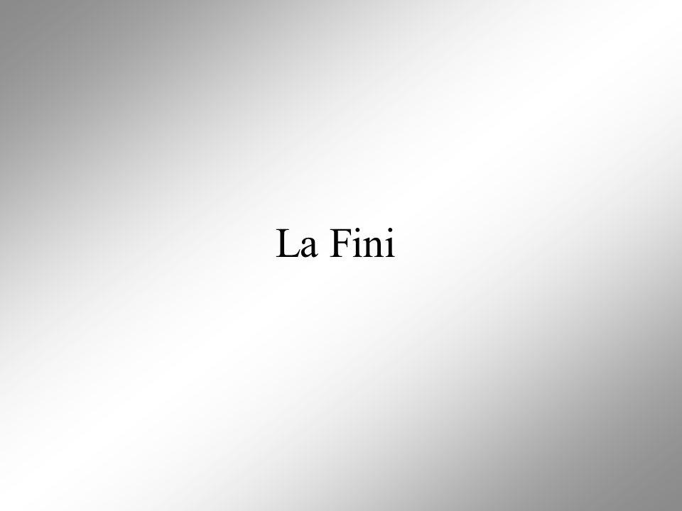 La Fini