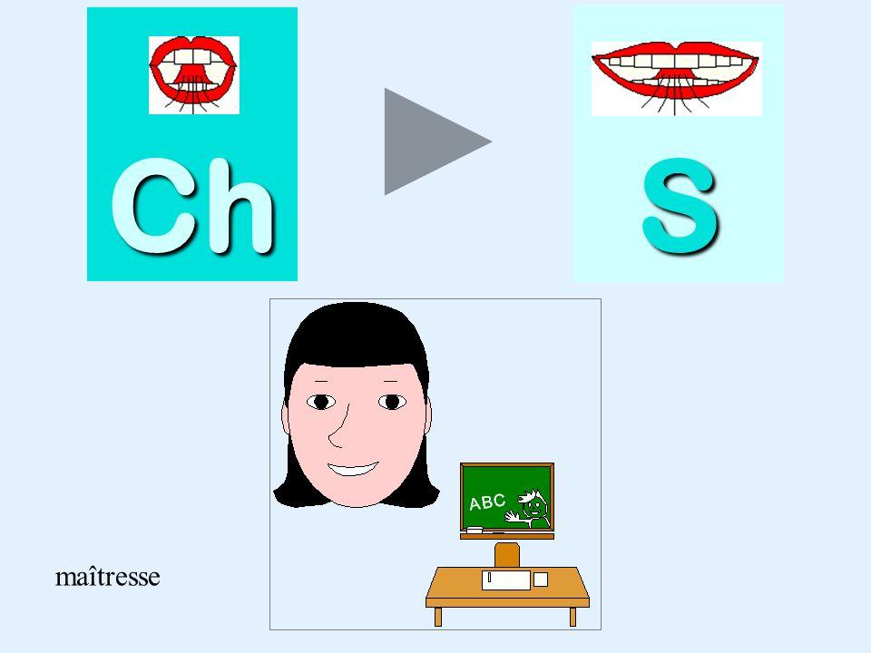 louche Ch SSSS louche