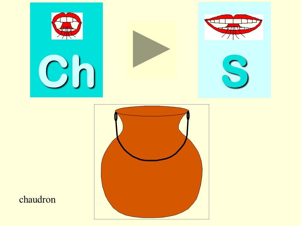 chaudron Ch SSSS chaudron