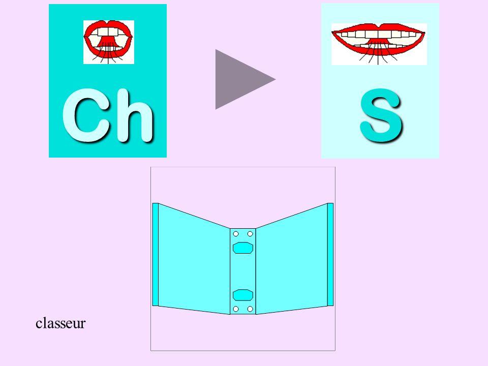 cassette Ch SSSS cassette