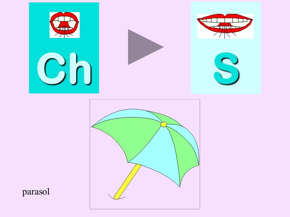 parachute Ch SSSS parachute