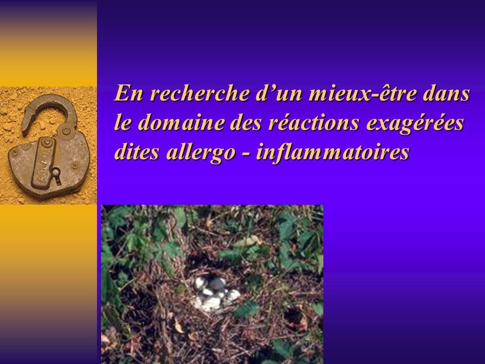 Inflammation allergique