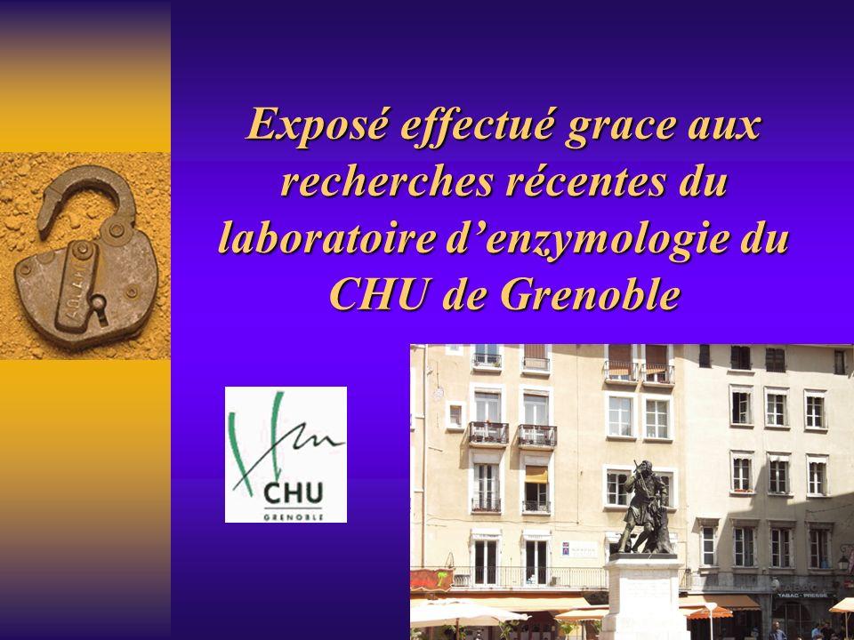 protéases endogènes neutrophile et ses granules ?