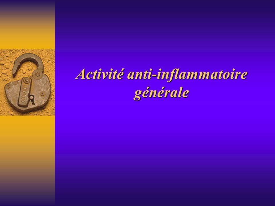 Une meilleure connaissance de ces facteurs de recrutement cellulaire libérés lors d un conflit allergène-IgE, et la libération de facteurs pro-inflammatoires bouleverse la notion d allergie immédiate au profit de la notion d inflammation allergique