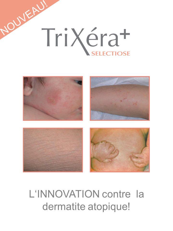 LINNOVATION contre la dermatite atopique! NOUVEAU!